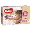 Huggies Ultimate Nappy Pants: Jumbo Pack - Walker Girl 14-18kg (51)