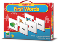 Learning Journey: Match It - First Words image