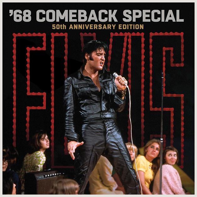 Elvis: '68 Comeback Special (50th Anniversary Edition (5CD/2Bluray) by Elvis Presley