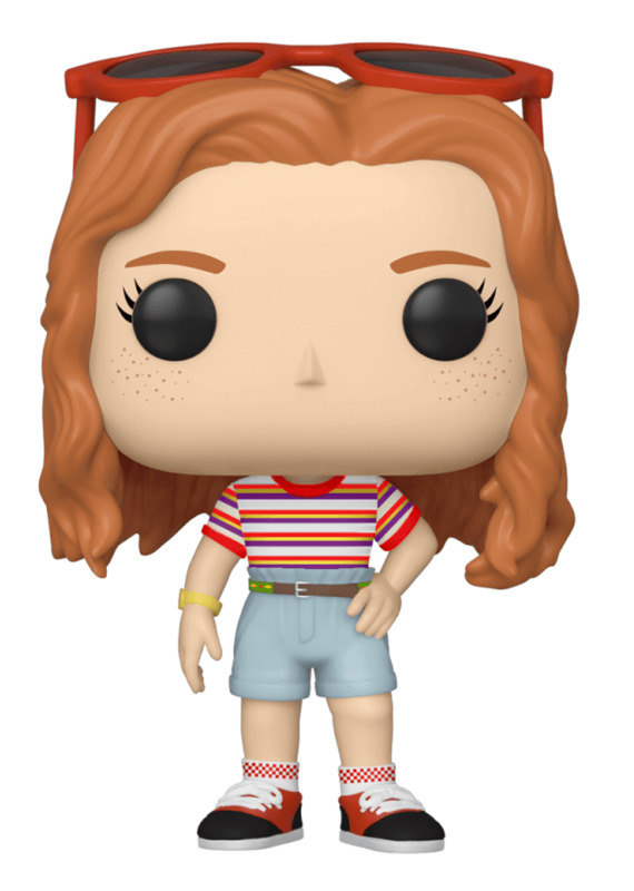 Stranger Things S3: Max (Mall Outfit) - Pop Vinyl Figure