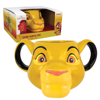 The Lion King: Shaped Mug - Simba