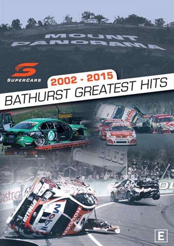 Supercars Bathurst Greatest Hits: Vol. 3 - 2002 - 2015 on DVD