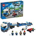 LEGO City: Police Helicopter Transport (60244)