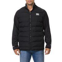 Canterbury: Thermoreg Hybrid Padded Jacket - Black (S)