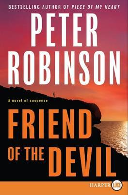 Friend of the Devil by Peter Robinson image
