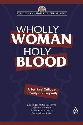 Wholly Woman, Holy Blood image