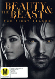 Beauty and The Beast - The First Season DVD