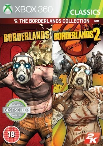 Borderlands + Borderlands 2 Collection (Classics) for X360