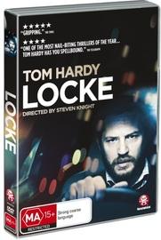 Locke on DVD