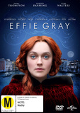 Effie Gray DVD