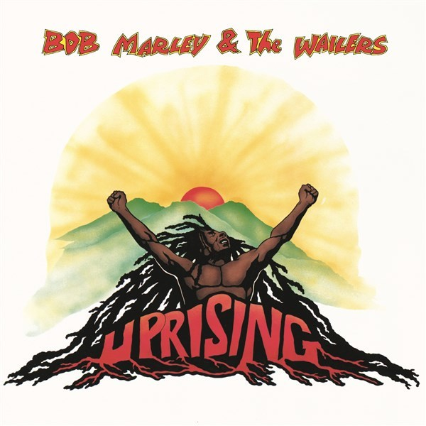 Uprising (LP) by Bob Marley & The Wailers