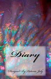 Diary: Diary/Notebook/Journal/Secrets/Present - Original Modern Design 3 by Victoria Joly image