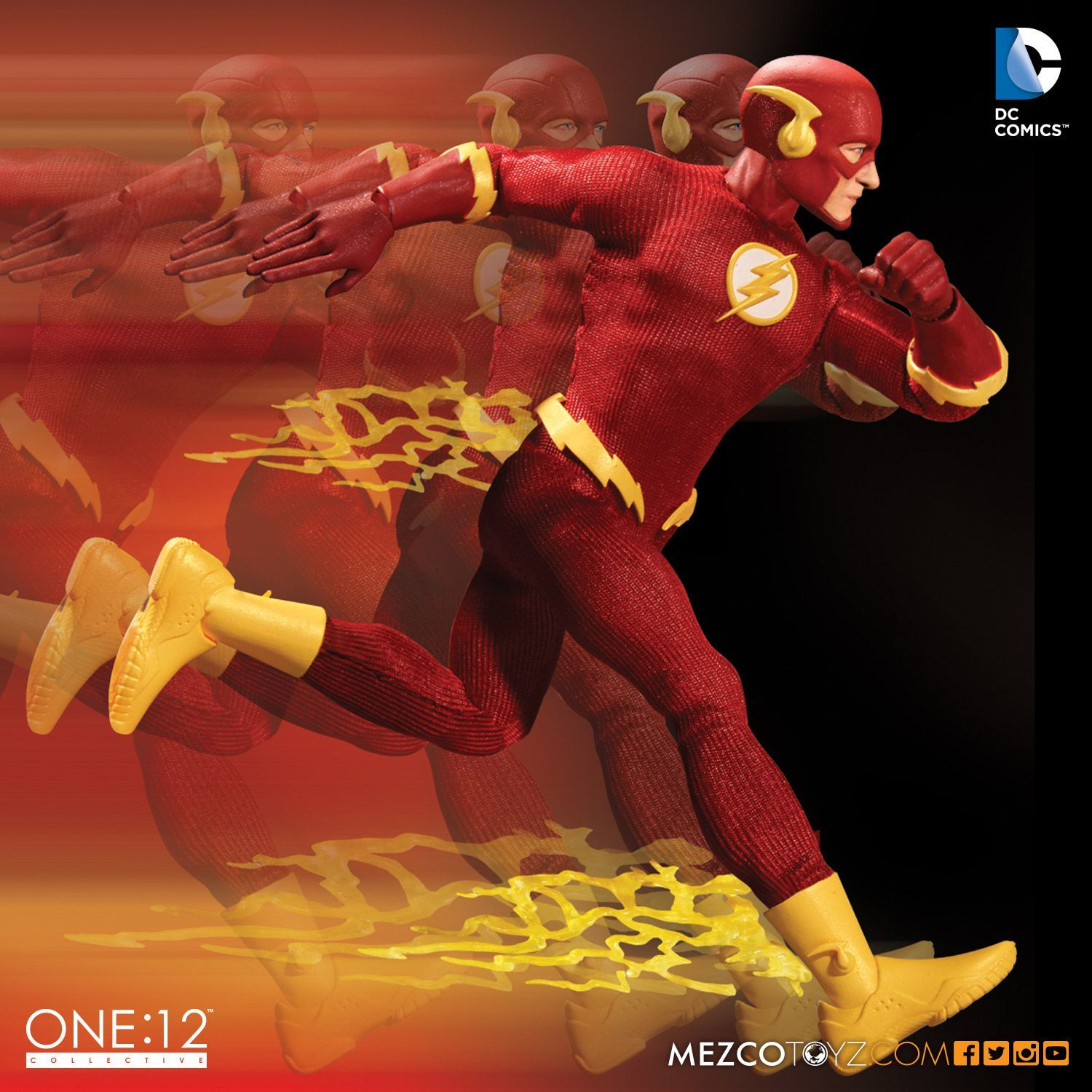 DC Comics: The Flash - One:12 Collective Action Figure image