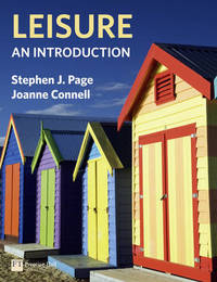 Leisure:An Introduction by Stephen Page image