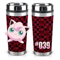 Pokemon Jigglypuff Travel Mug