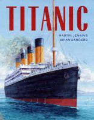 Titanic by Martin Jenkins image