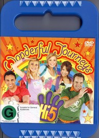Hi-5 - Wonderful Journeys on DVD