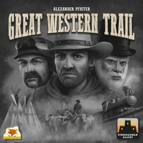 Great Western Trail - Board Game image