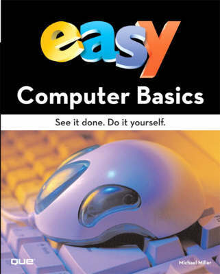 Easy Computer Basics by Michael Miller image