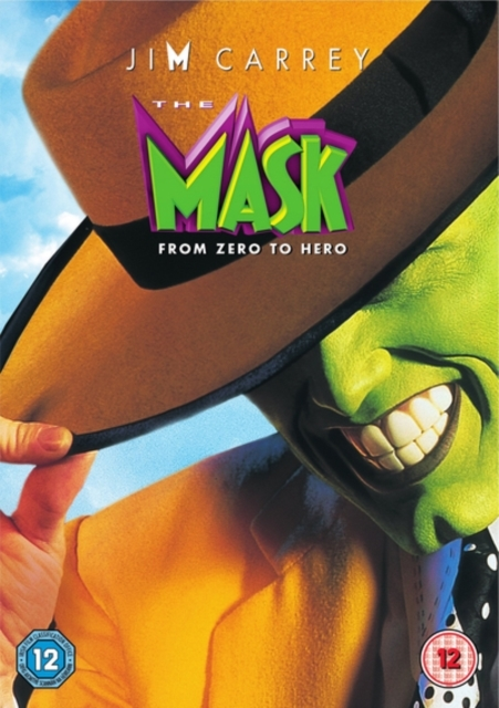 Mask on DVD