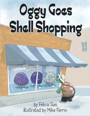 Oggy Goes Shell Shopping by Felicia Sais image