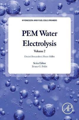 PEM Water Electrolysis: Volume 2 by Dmitri Bessarabov image