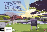 Midsomer Murders: The Complete Tom Barnaby Collection (limited) on DVD
