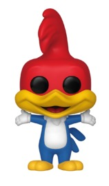 Walter Lantz - Woody Woodpecker Pop! Vinyl Figure (with a chance for a Chase version!)
