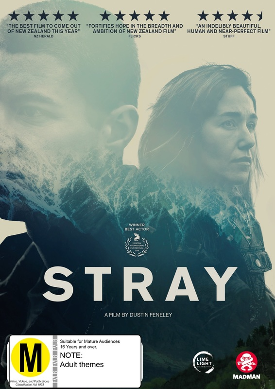 Stray on DVD