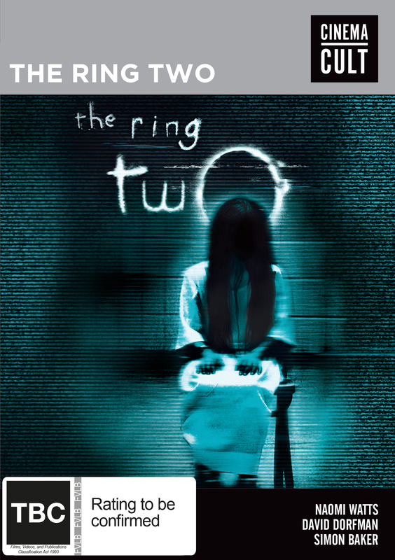 The Ring Two on DVD
