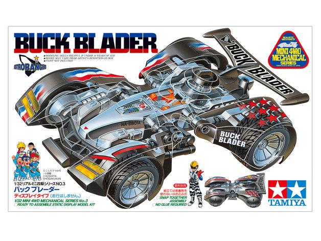 Tamiya Mini 4WD Buck Blader