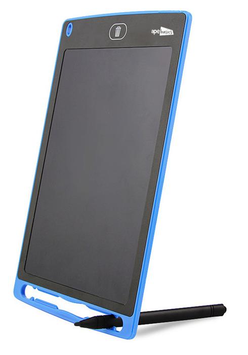 Ape Basics LED Kids Writing Education Tablet Blue image