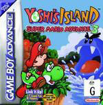 Yoshis Island Super Mario Advance 3 for GBA