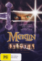 Merlin on DVD