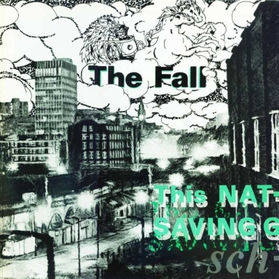 The Nation's Saving Grace (LP) by The Fall