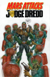 Mars Attacks Judge Dredd by Al Ewing