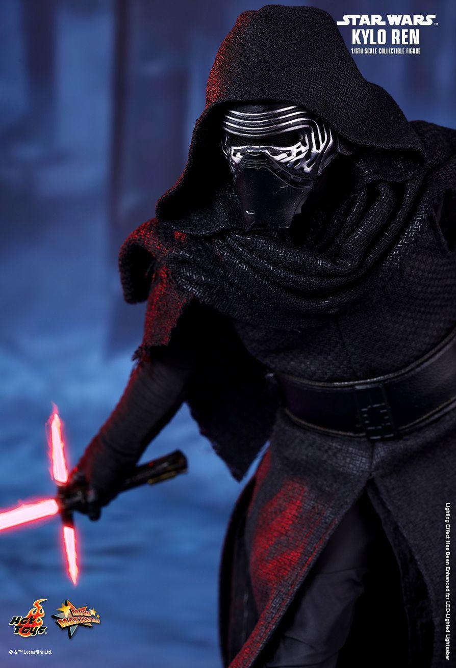 "Star Wars: The Force Awakens - 12"" Kylo Ren Figure image"