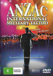 Anzac - International Military Tattoo DVD