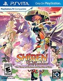 Shiren: Wanderer Tower of Fortune & Dice of Fate for PlayStation Vita