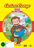 Curious George: Egg Hunting DVD