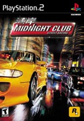 Midnight Club Racing for PS2