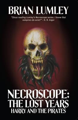 Necroscope: The Lost Years by Brian Lumley image