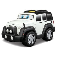 BB Junior: Jeep Unlimited - Touch & Go Wrangler