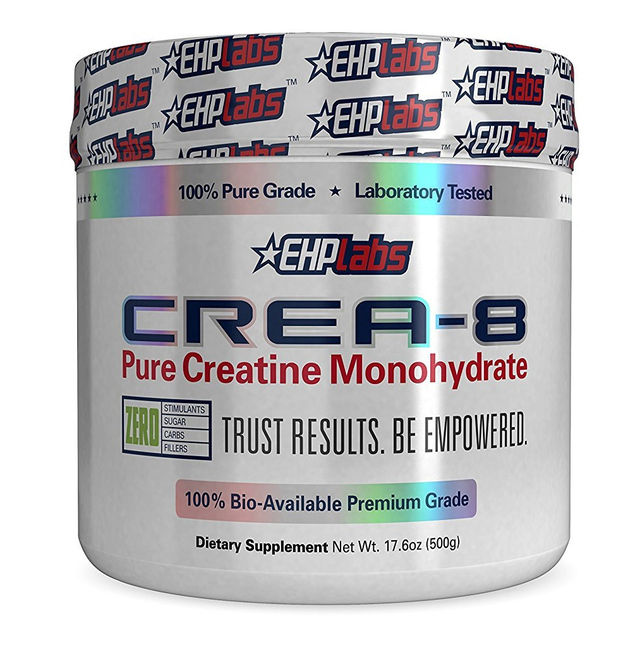 EHP Labs: Crea-8 - Unflavoured (500g)