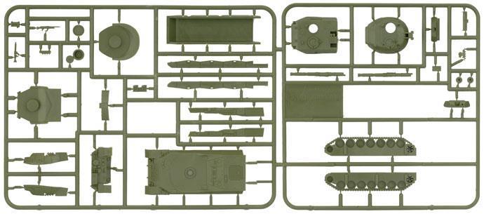 Team Yankee: NATO's Front Line Army Box (Plastic) image