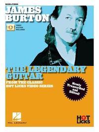 James Burton - the Legendary Guitar