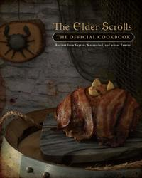 The Elder Scrolls: The Official Cookbook by Chelsea Monroe-Cassel image