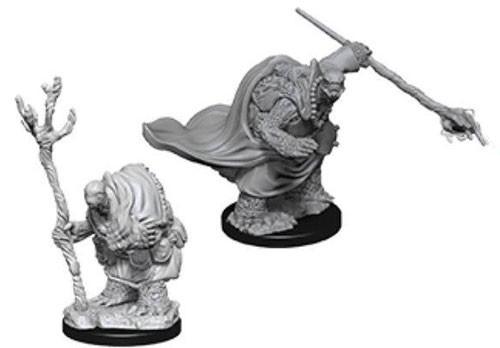 D&D Nolzur's Marvelous: Unpainted Miniatures - Tortles Adventurers image