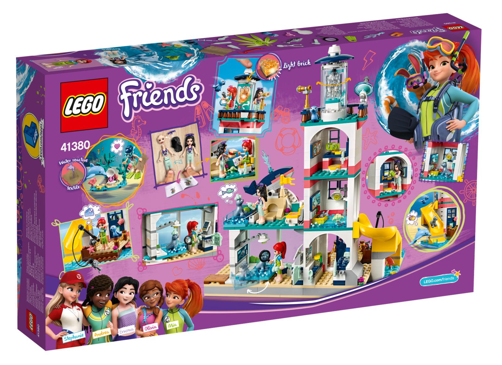 LEGO Friends: Lighthouse Rescue Center - (41380) image