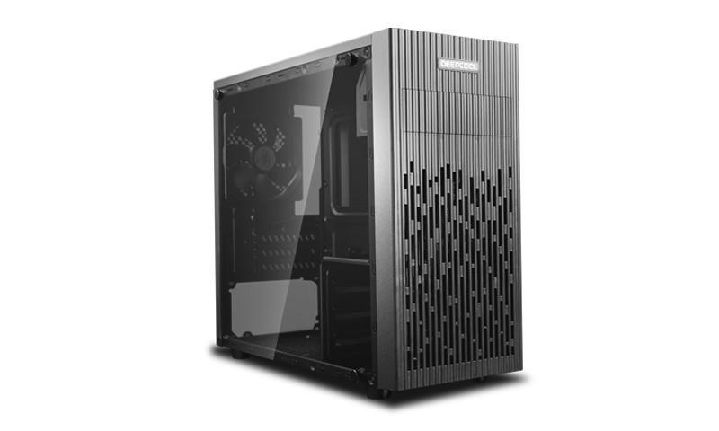 Deepcool Matrexx 30 MATX Tempered Glass Case image
